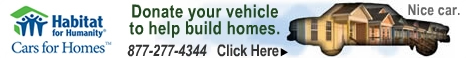 Donate cars for homes